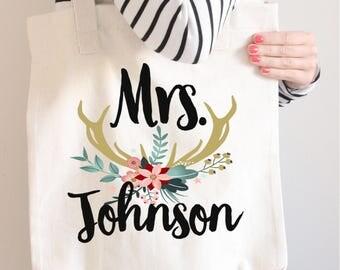 Teacher Tote Bag - Teacher Bag - Personalized Tote Bag - Custom Tote - Grocery Tote - Grocery Tote - Book Bag