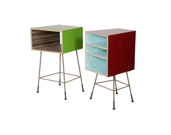 Side table, Cabinet