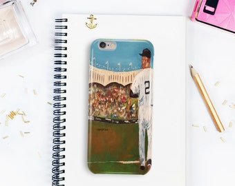 I phone case Baseball theme