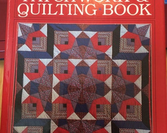 Beautiful Patchwork Quilting Book Edited by Val Jackson