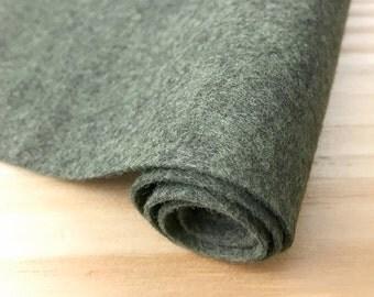 Camoflouge Woolfelt,  Wool, crafts