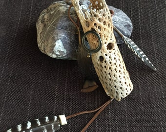 Shaman Rattle, Lizard Spirit Rattle, shamanic tools, ceremony, pagan, altar, smudging, shaker, wiccan, musical instrument, animal totem