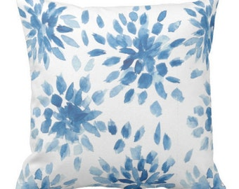 Fiji Waters | 18 x 18 Pillow | Blue & White |