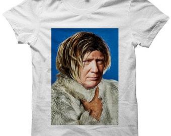 Donald The Scammer T Shirt Donald Trump Shirt President Trump Donaldtrump Ladies Tops Mens