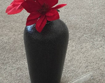 Textured finish Vase-New- Hand crafted by seller
