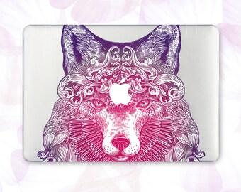 Wolf Macbook Pro 13 Case Macbook Retina Pro 15 Case Macbook Air 13 Case Macbook Air 11 Case Apple Macbook Air Case Macbook 12 Hard Case 015