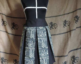 Scholar skirt Harry Potter, Hogwarts