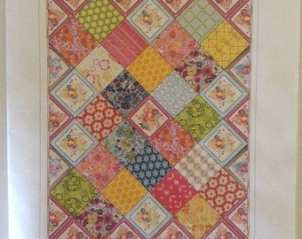 Anna Maria Horner Little Folks Voile Quilt Kit - 7+ yards of voile fabric (HTF) - Free shipping