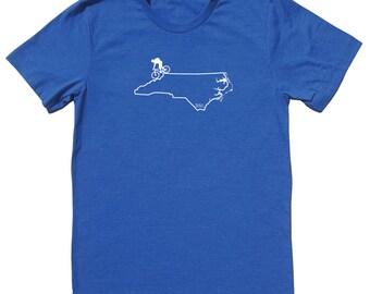 North Carolina Mountain Bike Shirt