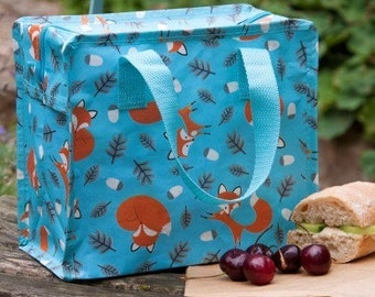 Foxes Lunch Bag