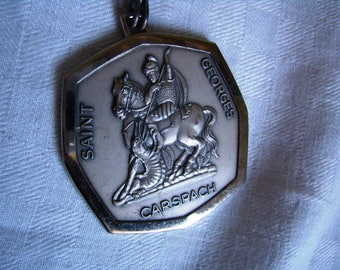 Saint Georges, Medal of France, point collector, Sports Trophy, 1976