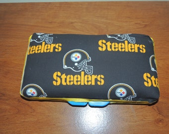 Pittsburgh Steelers Baby Wipe Case
