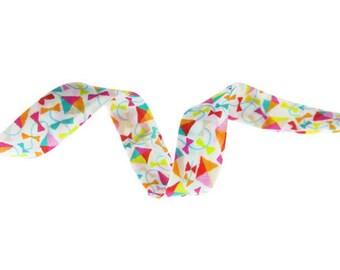 LIBERTY OF LONDON bias Dancing Kites has, per meter