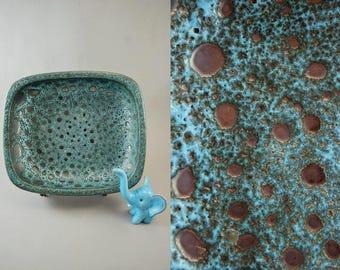 Vintage bowl / Fat Lava   West Germany   WGP   60s