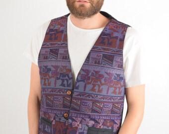 Vintage Vest 90's (1691)