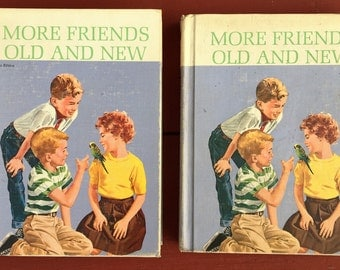 1963 More Friends Old and New  Teacher Edition Student Edition  The New Basic Readers Book 2 Part 2
