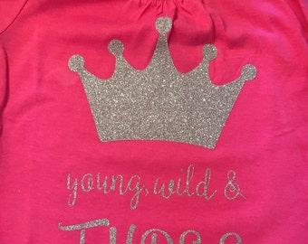 Custom Kid's Birthday Shirt