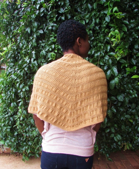 Ruched Cowl Knitting Pattern : READY TO SHIP Knit Ruched Cowl 100% Merino Wool Shawl