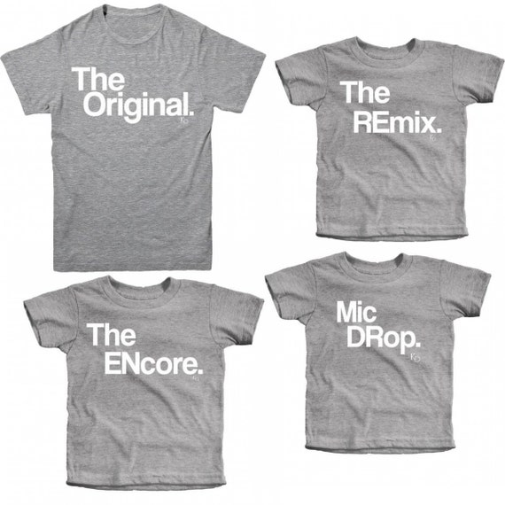 Mens Clothing Shirts For Dads The Original The Remix