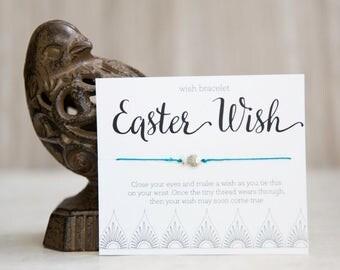 Easter Basket Stuffer, Wish Bracelet, Simple Easter Gift, Gifts for Kids, Sting Bracelet, Turtle Bracelet, Heart jewerly, Custom bracelet