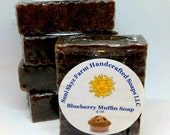 Blueberry Muffin Soap - B...