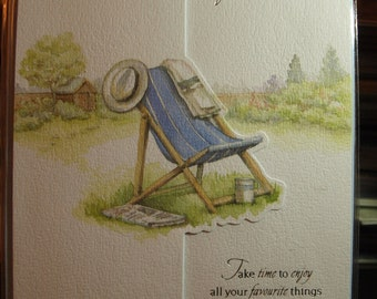 With Love, Grandad  Birthday Card