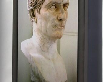 Canvas 24x36; Julius Caesar