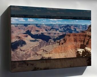 Canvas 24x36; Grand Canyon P3