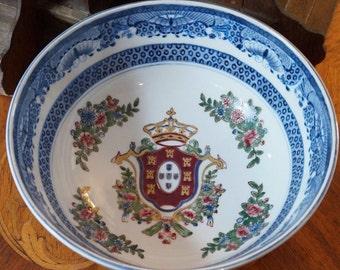 Oriental Accent Bowl