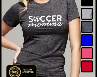 Soccer Momma T-shirt, Soccer Mom Shirt, Baby Mama, Best Mom Ever T-shirt
