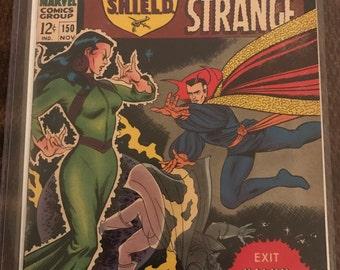 1966 Marvel Comics Doctor Strange Jan. #150