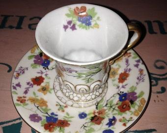 SGK Tea Cup and Saucer