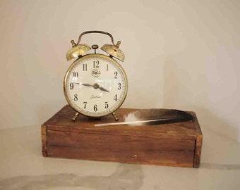 Vintage Robert-Fulton Controls Co. Desktop Clock