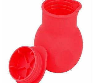 Silicone Melting Pot Kitchen Gadgets Bakeware Accessories Supplies