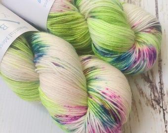 Simple Sock / Skadoosh / SW Merino-Nylon