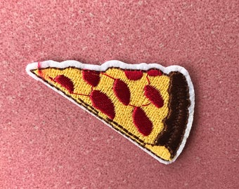 Patch with Pizza Slice