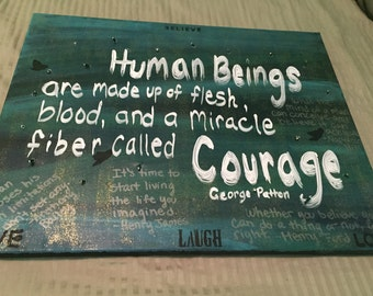 Courage-light up