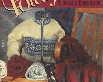 Adventures in Polarfleece...A Sewing Expedition by Nancy Cornwell