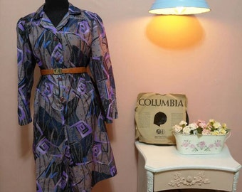 70's Dress.Vintage Dress.Dress.Vintage Dress.Dresses.Women Dress.Women Dresses.Womens Dress.Vintage.Women Clothing.Size-OS