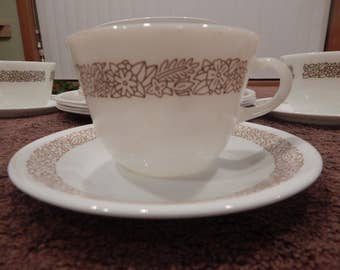 Corelle Woodland Brown Dinnerware