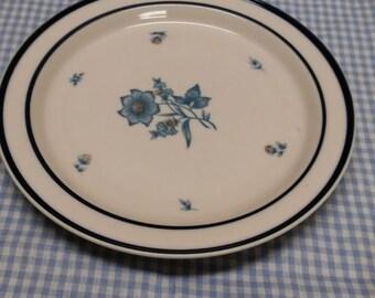 Stoneware plate, Newcor,