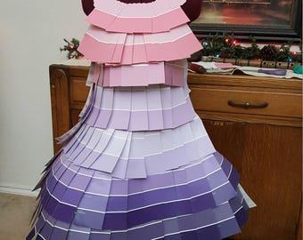 Paint Swatch Dress