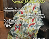 Primitive Quilts and Projects - Summer 2017 Issue - NEW!!