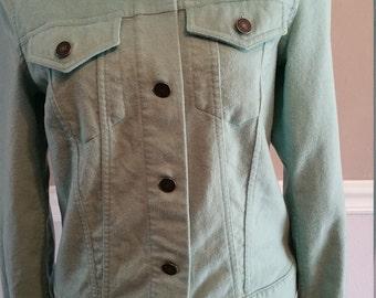 Loro Piamo Cashmere Jacket Size Medium  ( EURO 44 0