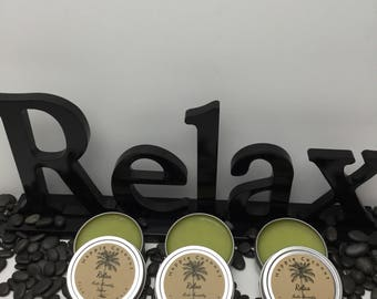 Relax Organic Salve 2oz Calming Salve