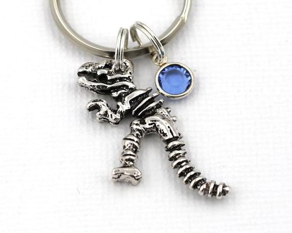 Fossil L Key Ring