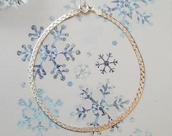 Sterling silver bracelet 925 Sterling Silver
