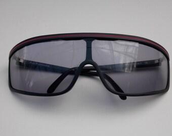 Rudi Promozione sport glasses, sport sunglasses,Made in italy, cool glasses, italy glasses, gray lens, gift idea, unique 144