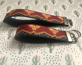 Wonder Woman key fob