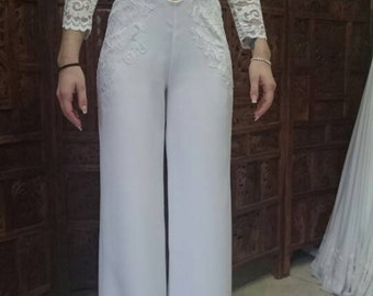 Wedding suit, trousers